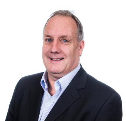 Richard Foan, presidente de JICWEBS en Reino Unido e Irlanda
